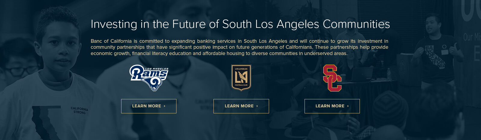Investing in the Future of South Los Angeles Communities
