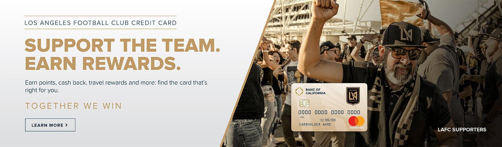 LAFC Credit Card