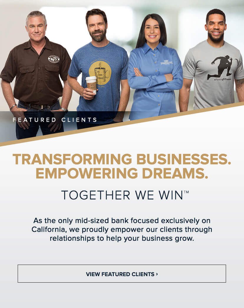 Together We Win - Featured Clients