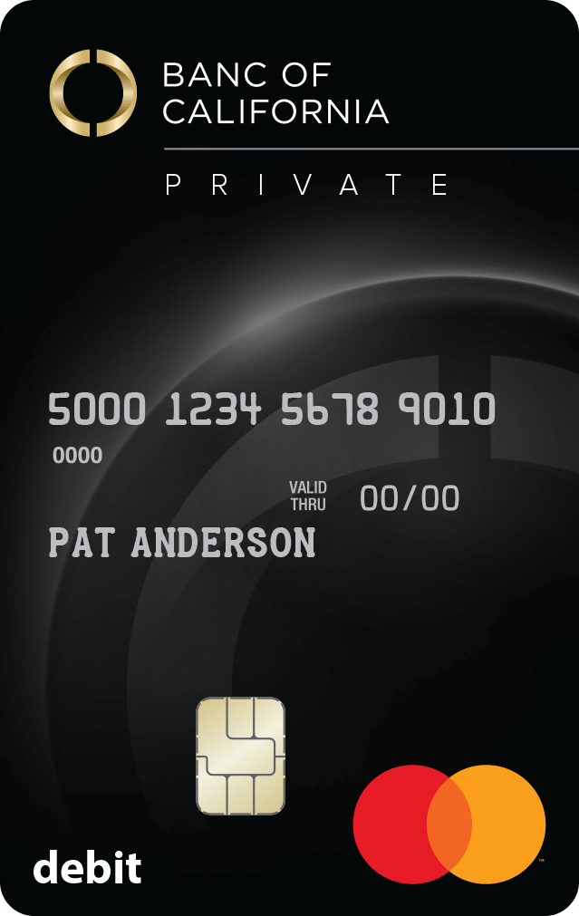 Private Debit Card