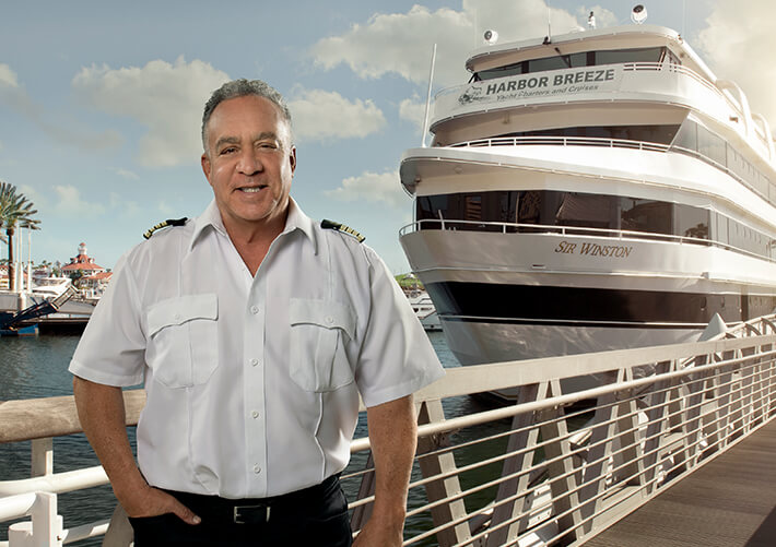 Dan Salas, Founder and CEO, Harbor Breeze Cruises