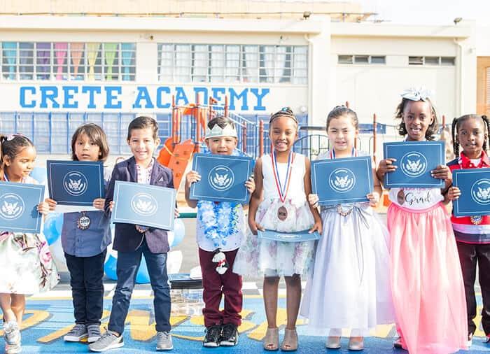 Crete student awards