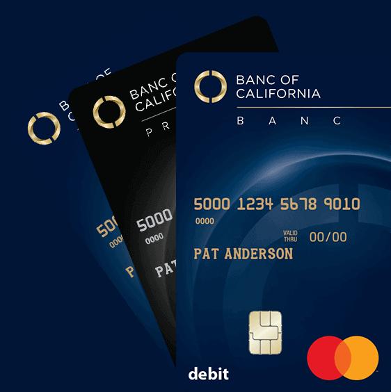 Banc of California Mastercard